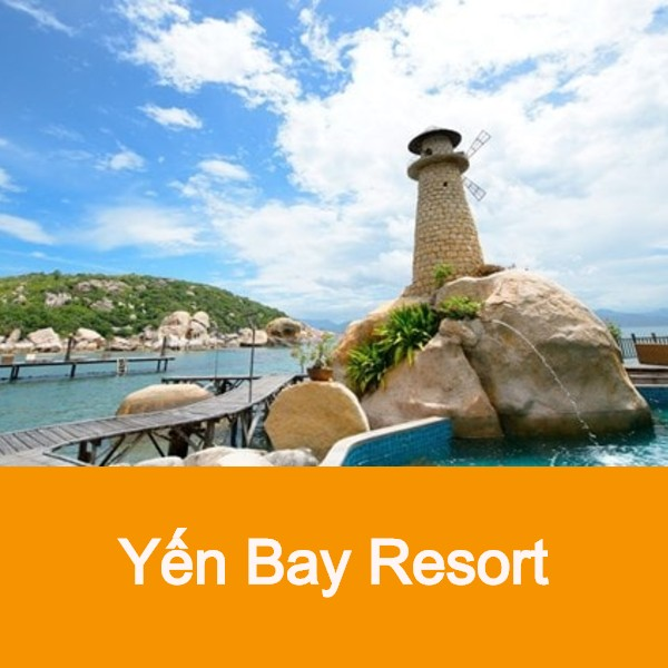 Yến bay resort