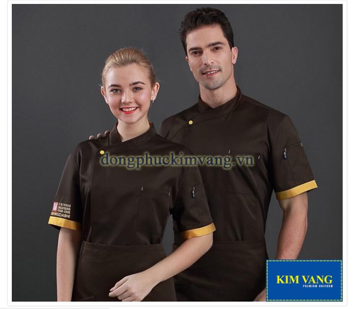 đồng phục Kim Vàng