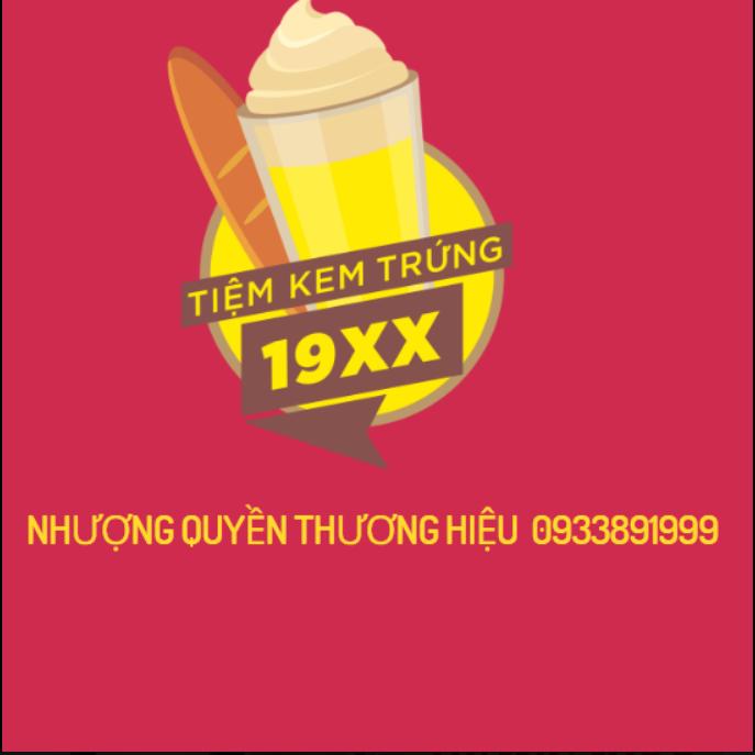 Tiệm kem trứng 19xx