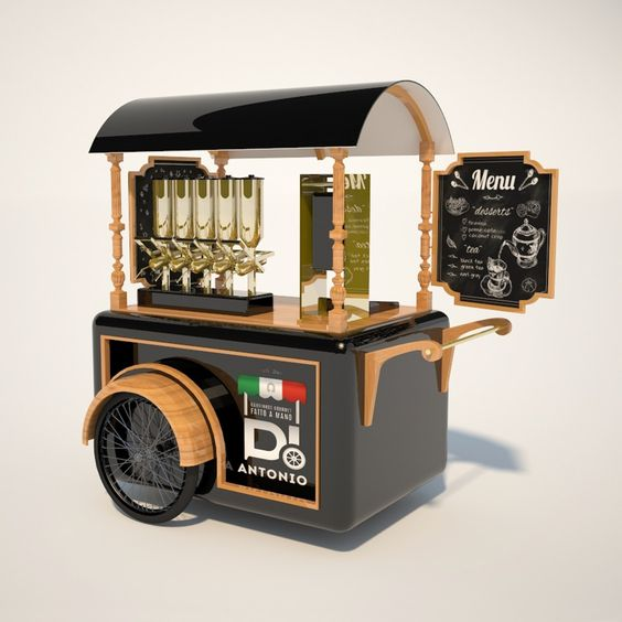 Xe cà phê Cyclo
