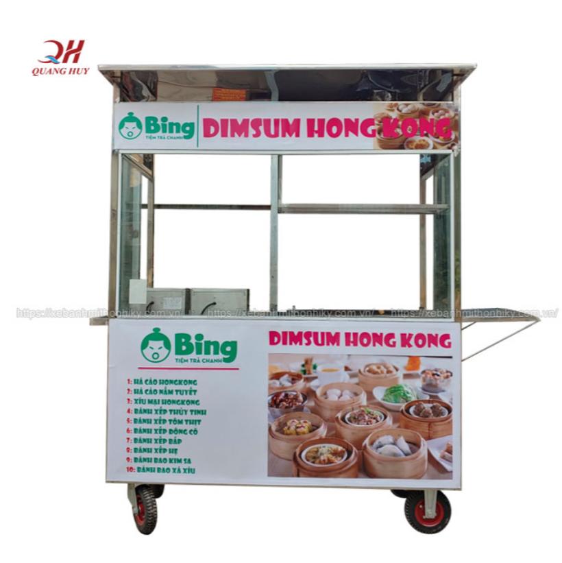 xe thức ăn Quang Huy