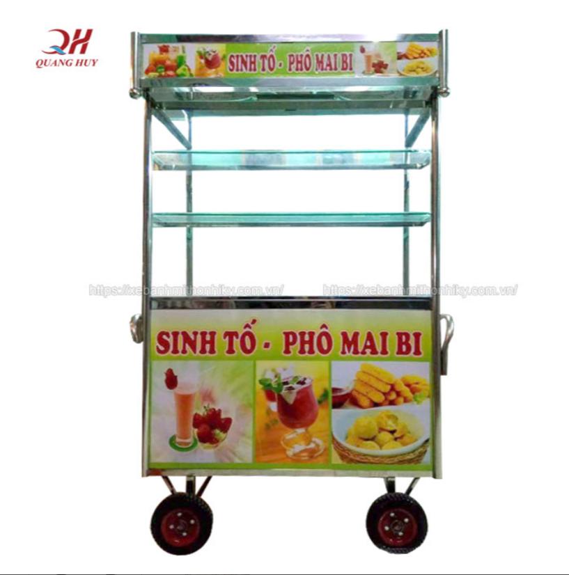 xe nước ép Quang Huy