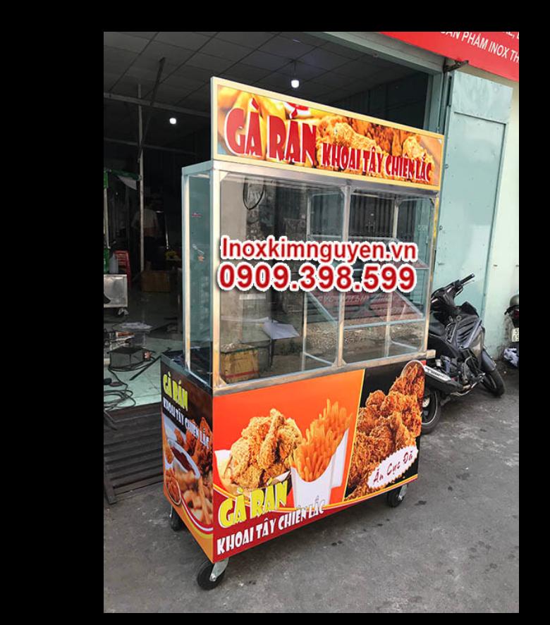 xe bán hàng Kim Nguyên