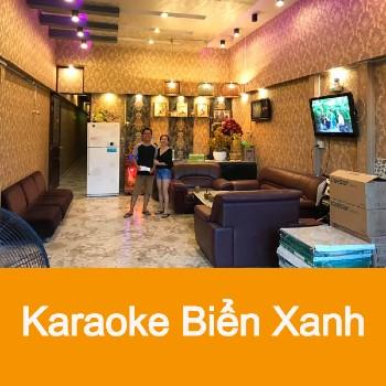 karaoke biển xanh
