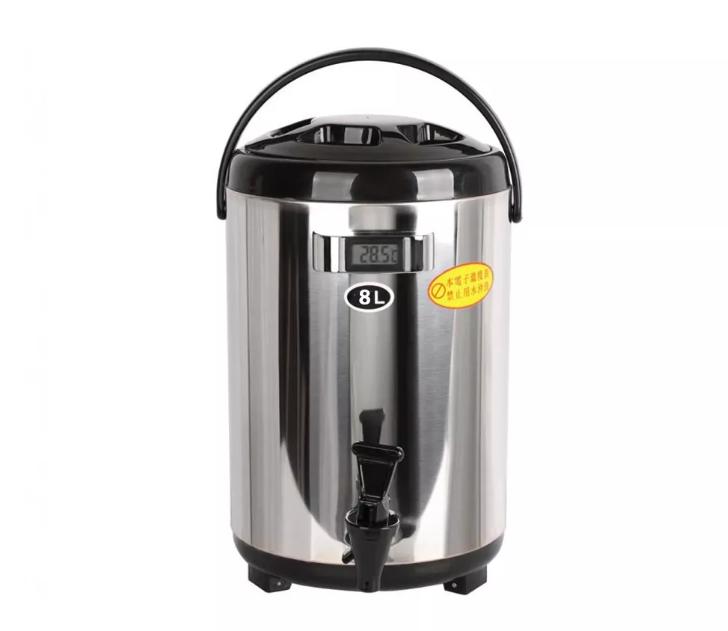 Bình ủ trà 8L có đồng hồ