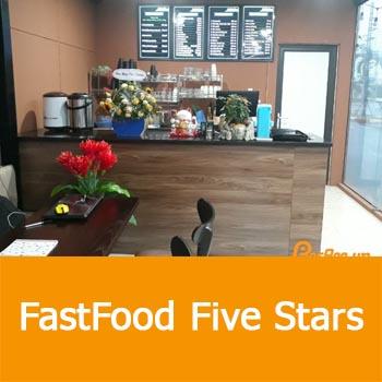 FastFood five stars