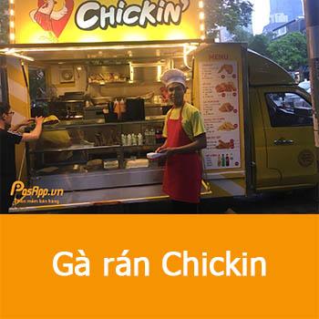 gà rán chickin