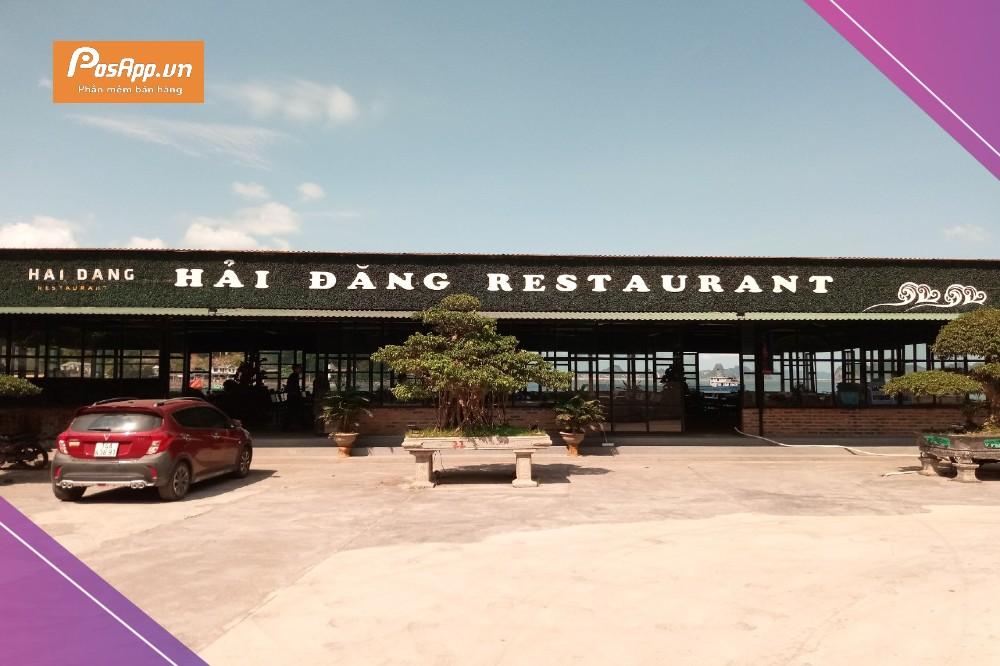 Nhà hàng Hải Đăng