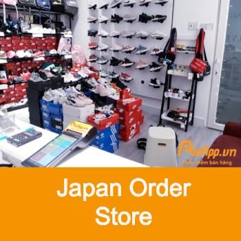 japan order store
