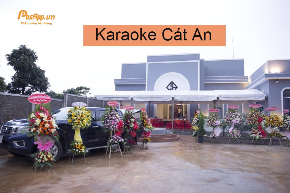 karaoke Cát An