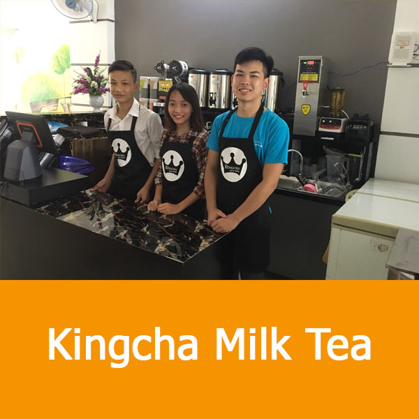 kingcha milk tea