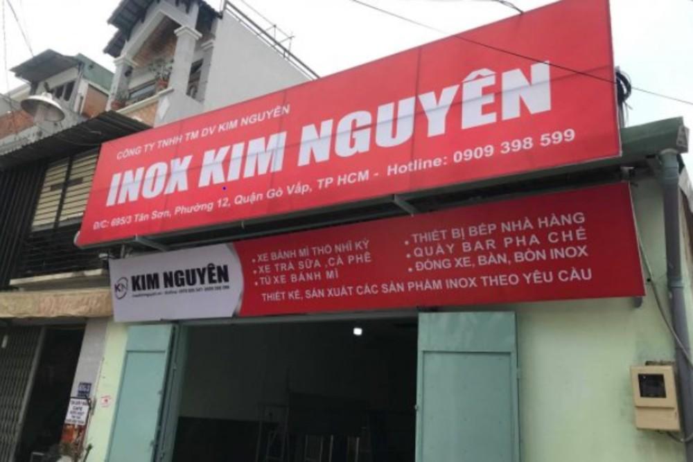 Inox Kim Nguyên