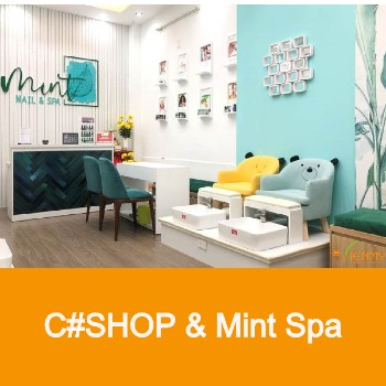 C#shop mint spa