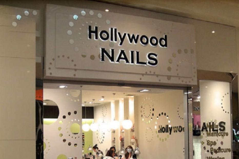 tiệm nail tên tiếng anh