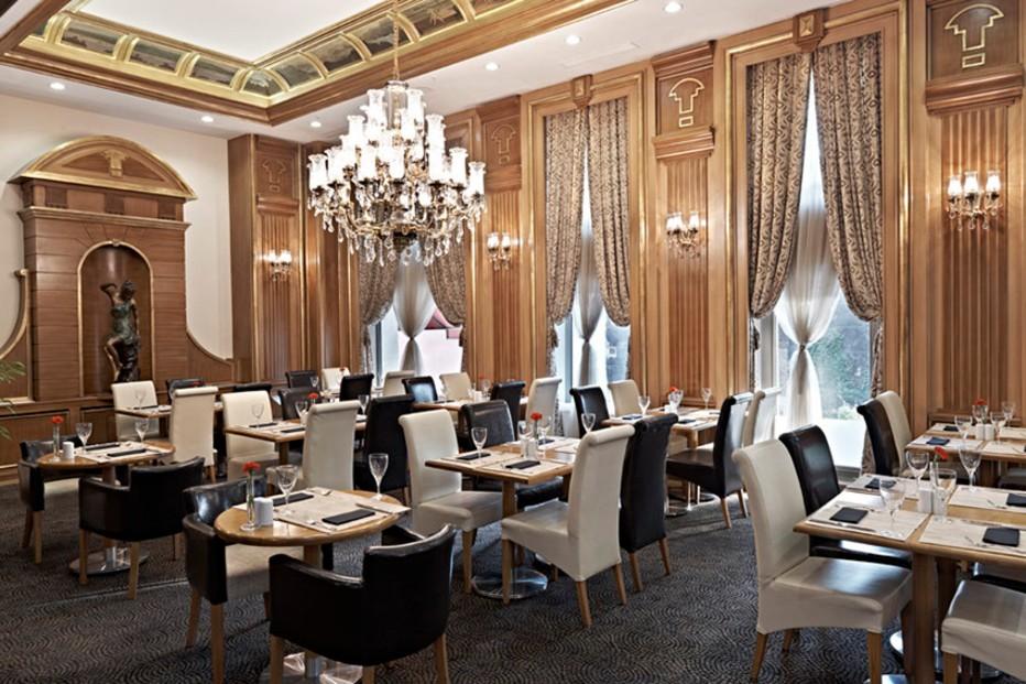 nhà hàng châu Âu