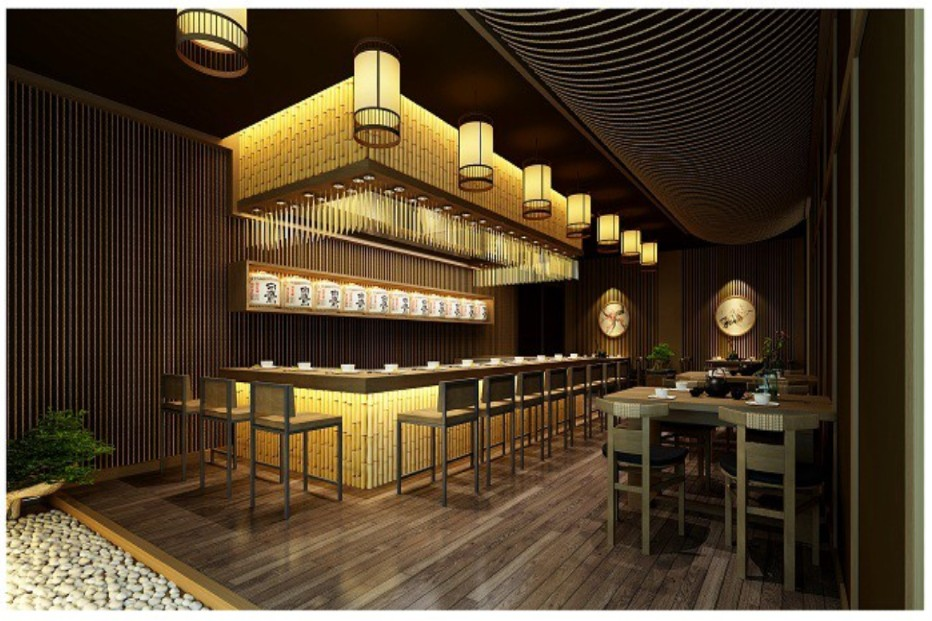 nhà hàng Nhật