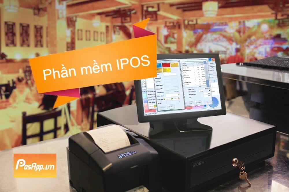 phần mềm tính tiền ipos