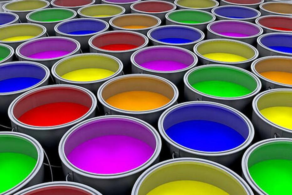 sử dụng màu sắc