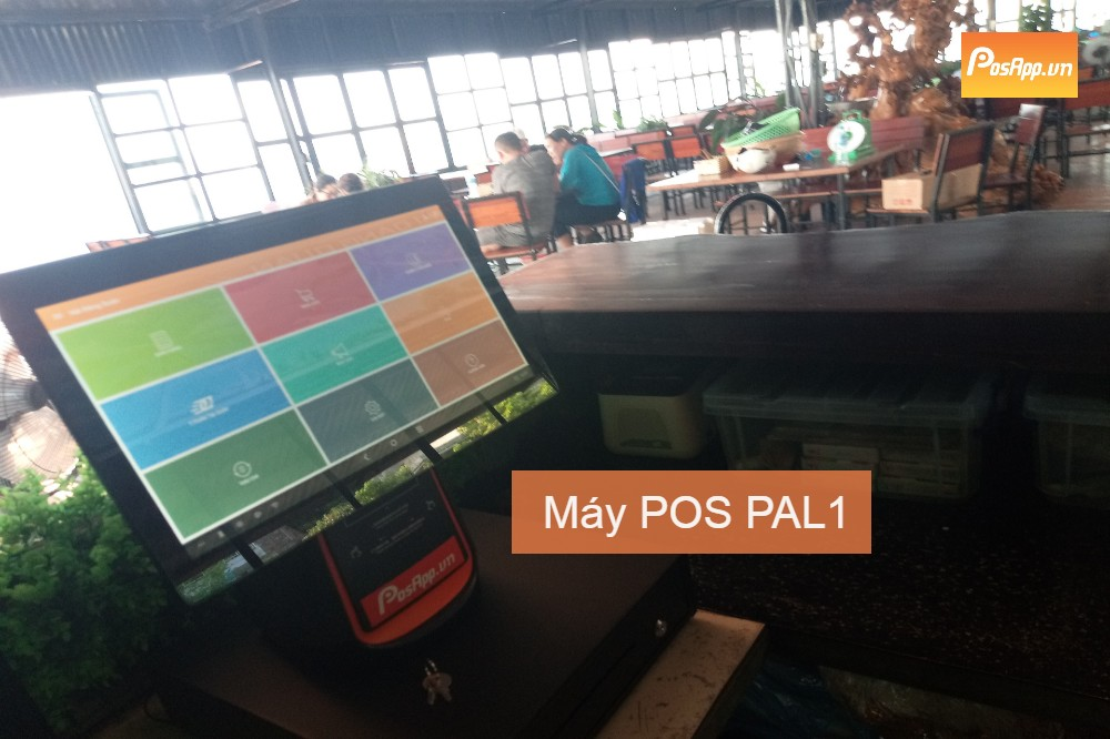 máy Pos PAL1