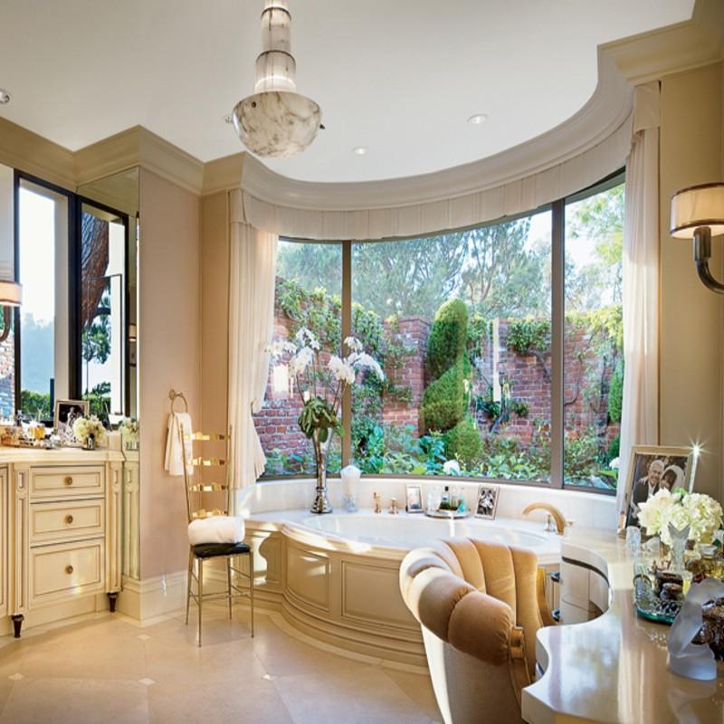 thiết kế spa có bể bơi