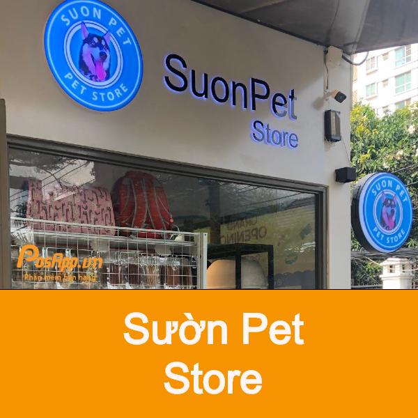 sườn pet store