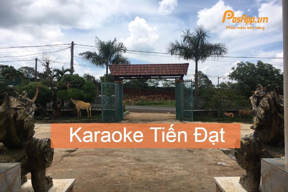 tiến đạt karaoke