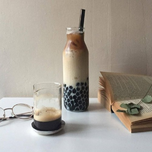 xe đẩy trà sữa