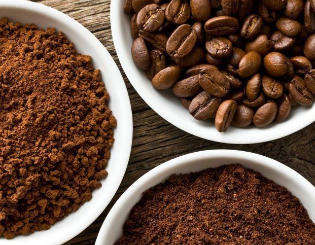 nguyên vật liệu pha chế cafe