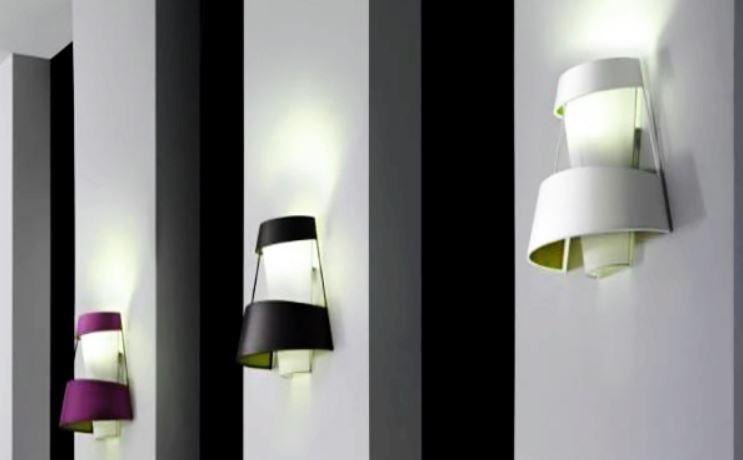 đèn tường cafe hiện đại
