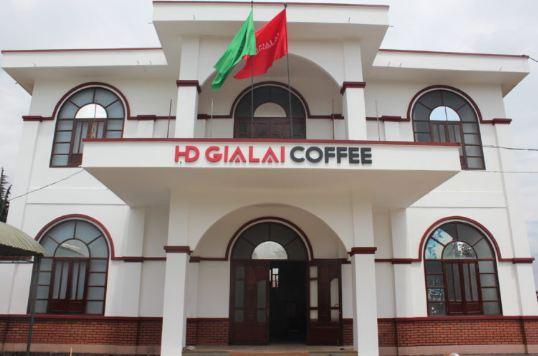 công ty HDGiaLai coffee