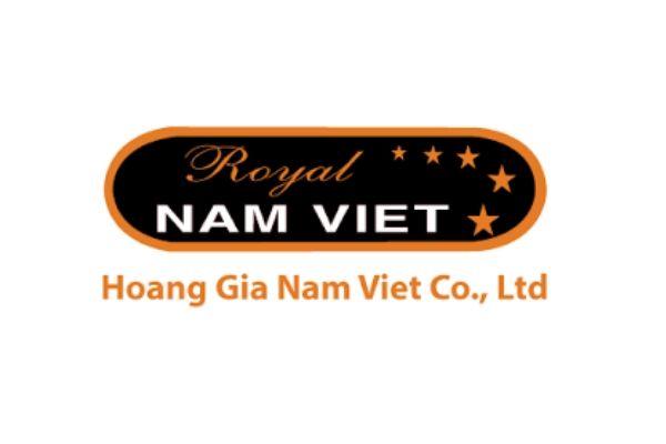 bảng hiệu Hoàng Gia Nam Việt
