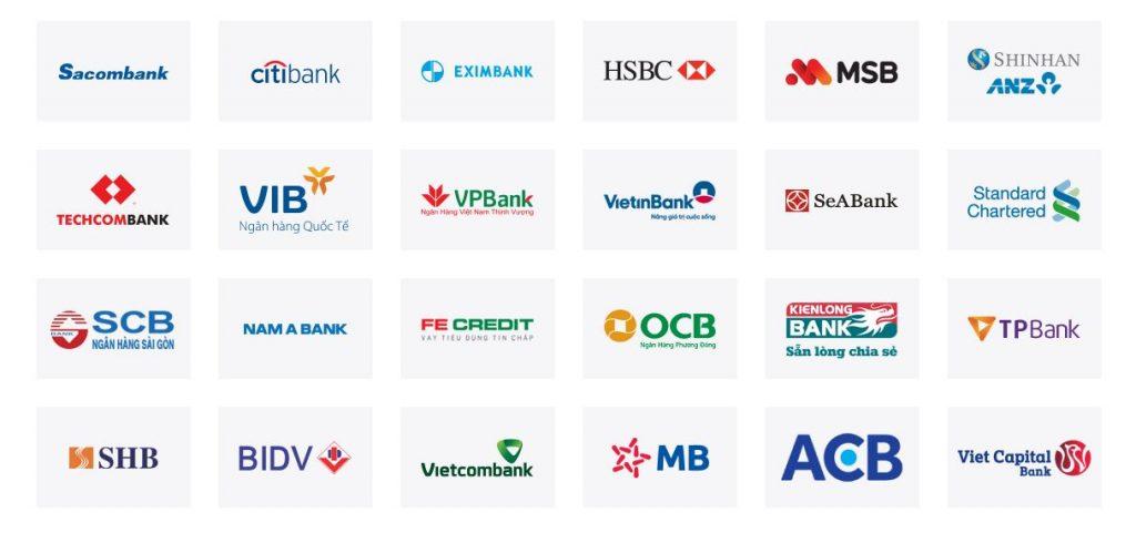 ngân hàng trả góp