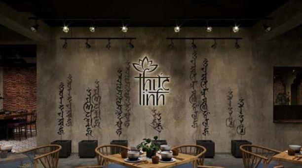 Thiết kế nhà hàng Chay