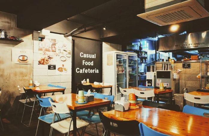 Thiết kế nhà hàng nhỏ