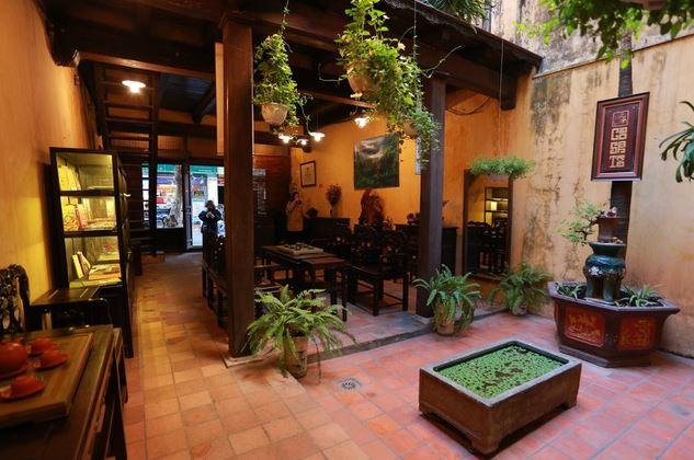 Thiết kế nhà hàng quán ăn Ống