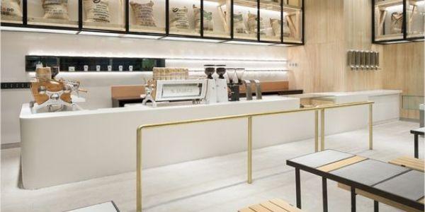 cafe sàn gỗ trắng