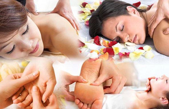 loại hình massage