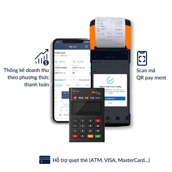 thanh toán thẻ - ví điện tử