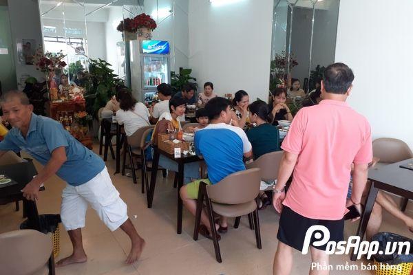 quán ăn bình dân