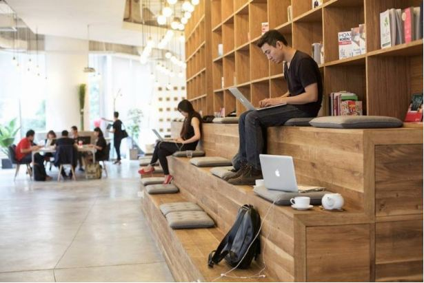 cafe học bài