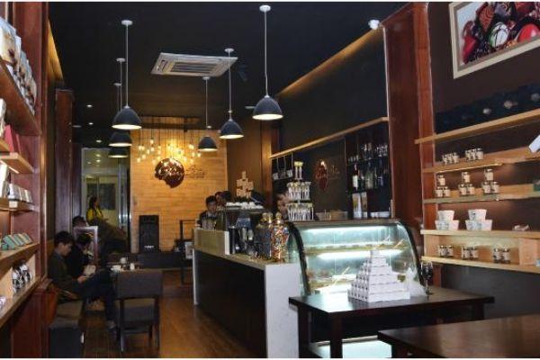 cafe tình nhân