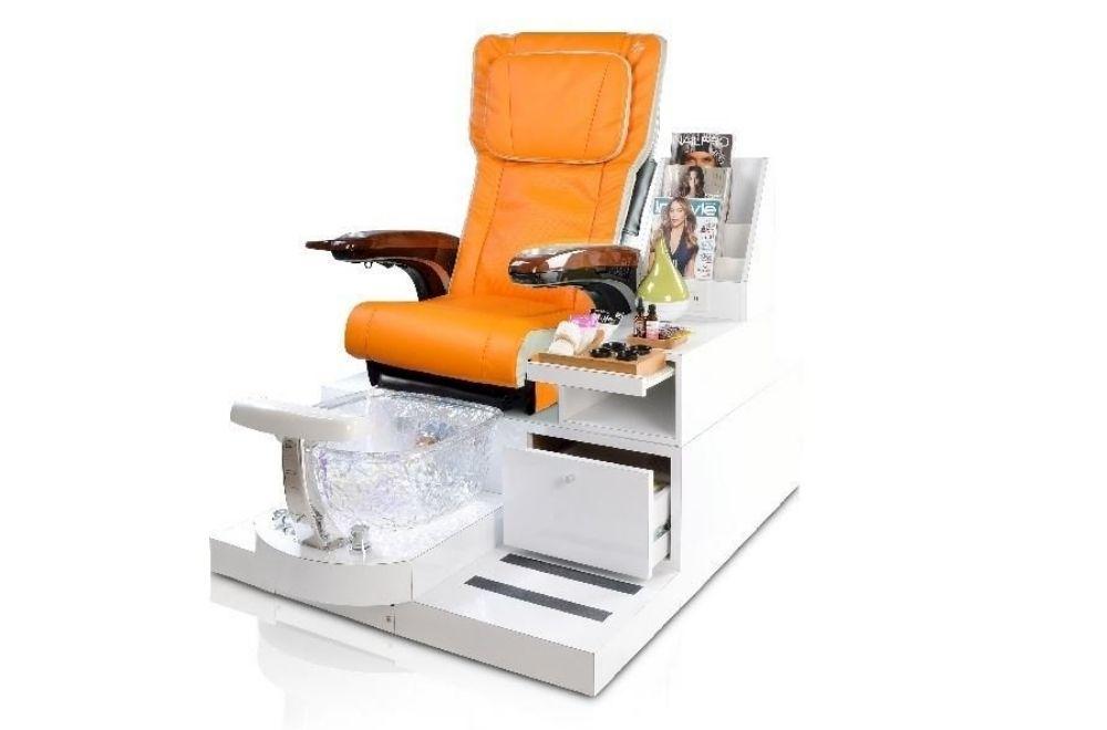 Ghế kèm chậu rửa Pedicure Envision