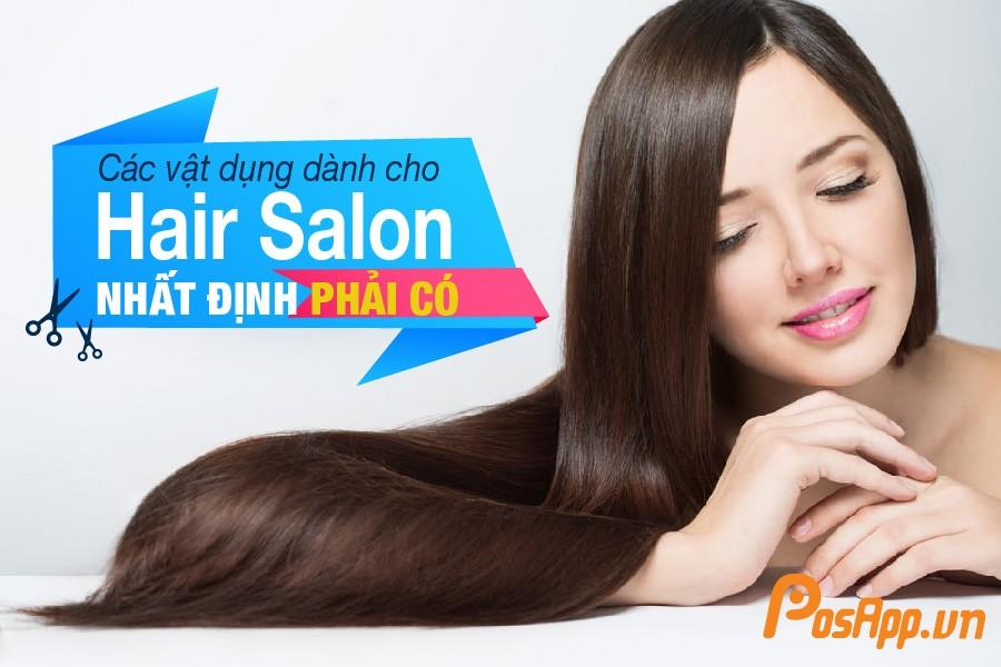 vật dụng salon tóc