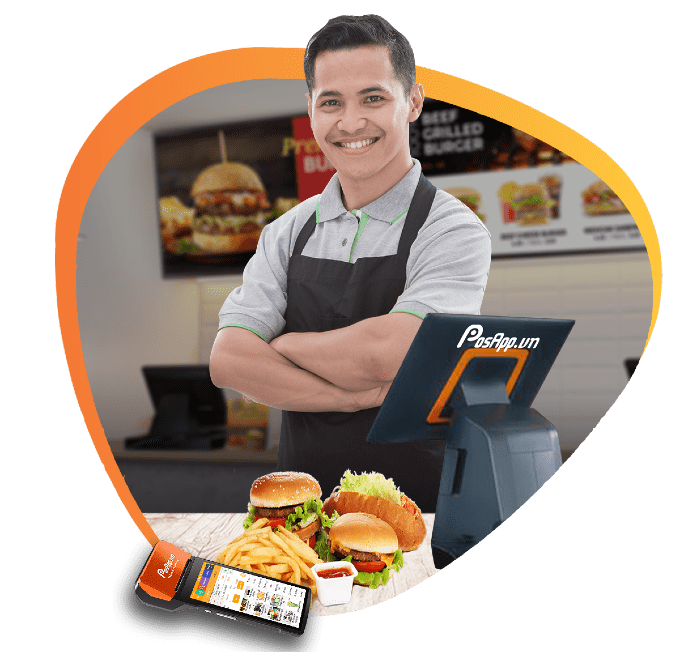 phần mềm quản lý fastfood