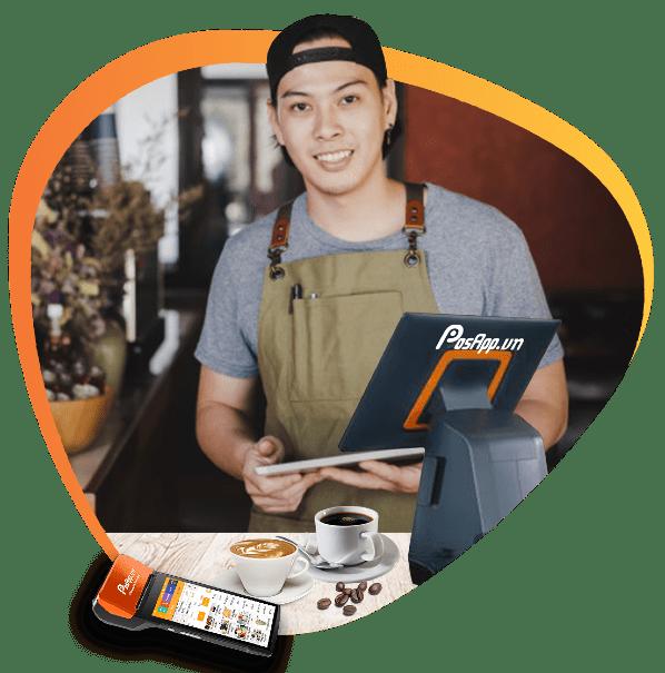 phần mềm quản lý quán cafe posapp
