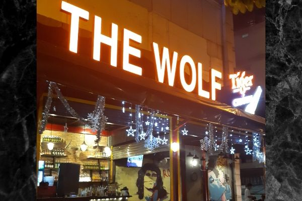 The Wolf Beer