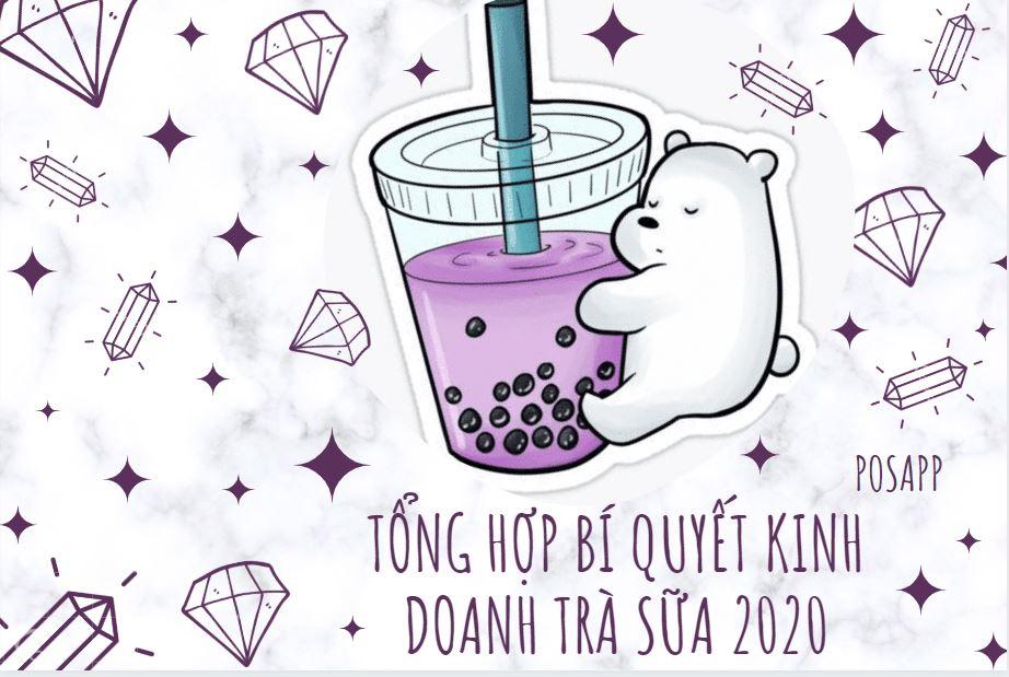kinh doanh trà sữa
