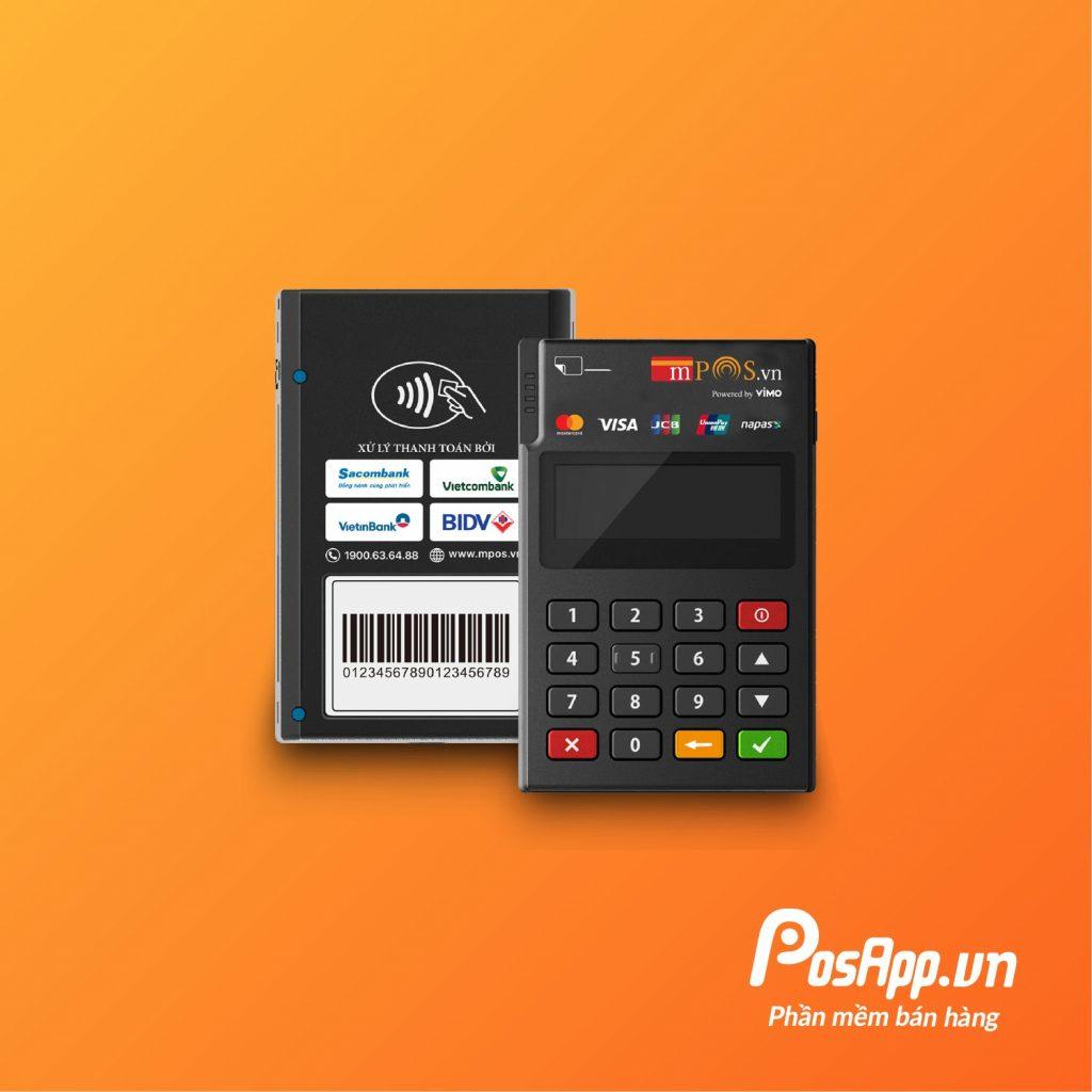 máy quẹt thẻ