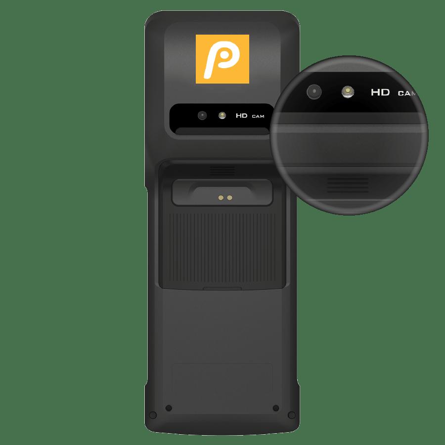 máy tính tiền cầm tay tích hợp camera