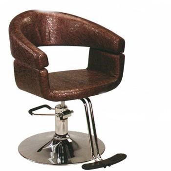 ghế cắt tóc bọc da màu đẹp